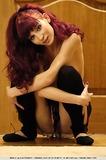 art nude, redhead