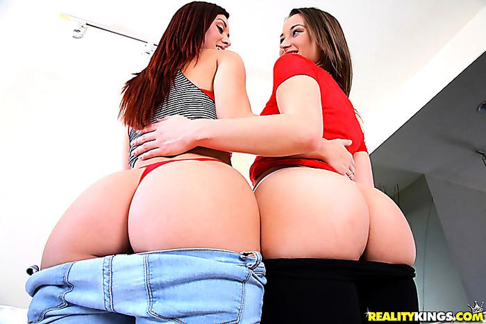 Bondage lesbiab porns orgasam