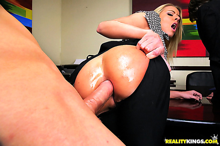 Anal ass black pussy