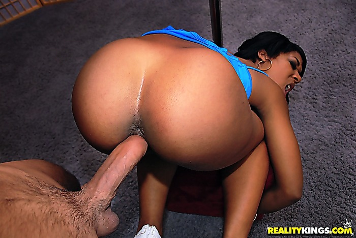 Black Stripper Gets Fucked