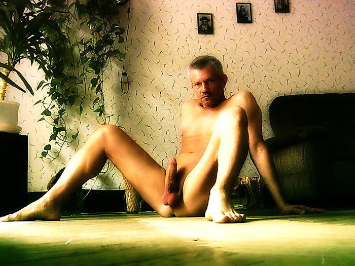 Zbyszek Kucharski-naked